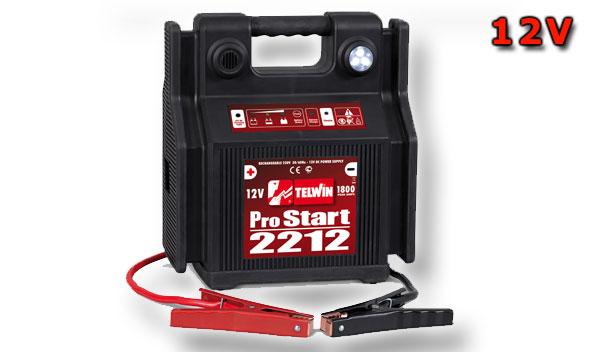 Startovací zdroj Telwin PRO START 2212