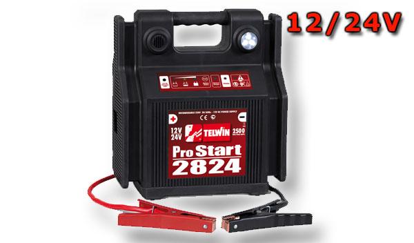Startovací zdroj Telwin PRO START 2824