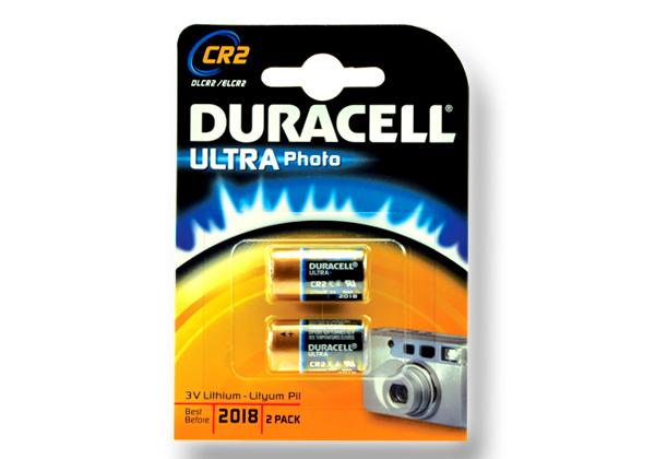 Baterie do fotoaparátu Canon IXUS II/IXUS III/IXUS IX/IXUS L1/IXUS Limited KIT/IXUS M1/IXUS X1/IXUS Z70/IXUS Z90/IXY 220, 3V, DLCR2, blistr (1ks)