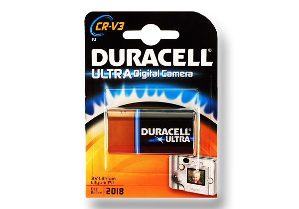 Baterie do fotoaparátu Olympus D-510/D-520 Zoom/D-550 Zoom/D-560 Zoom/D-565 Zoom/SP-310/SP-320/SP-350/SP-500 Ultra-Zoom, 3V, DLCR-V3, blistr