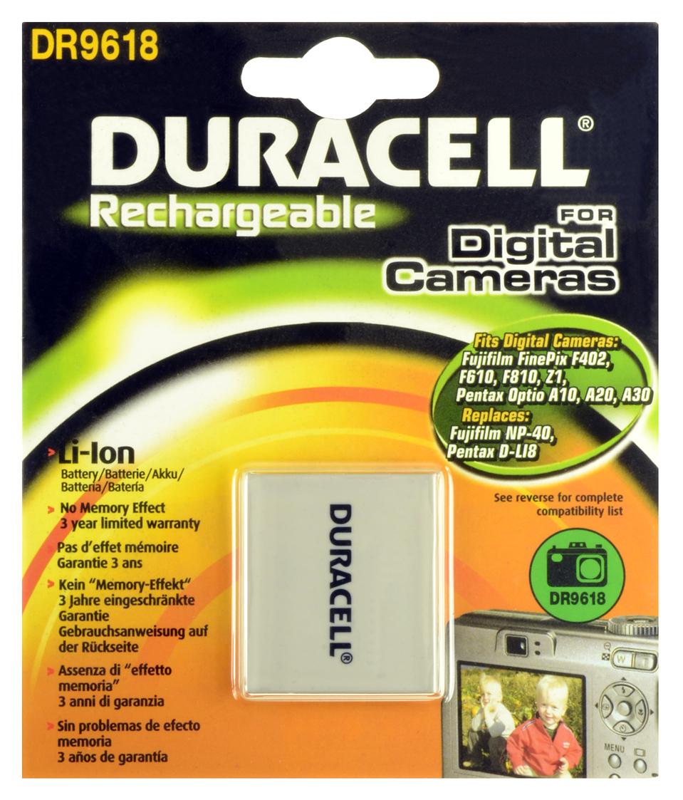 Baterie do fotoaparátu Pentax/Ricoh/Samsung Optio W10/Optio W20/Optio WP/Optio WPI/Optio X/Caplio10G/Digimax #1/Digimax i5/Digimax i50 MP3, 650mAh,…