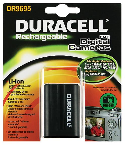 Baterie do fotoaparátu Sony Alpha DSLR-A580/DSLR-A100/DSLR-A100/B/DSLR-A100H/DSLR-A100K/DSLR-A100K/B/DSLR-A100W/DSLR-A100W/B/DSLR-A200/DSLR-A200K,…