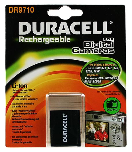 Baterie do fotoaparátu Panasonic Lumix DMC-TZ3S/Lumix DMC-TZ4/Lumix DMC-TZ4K/Lumix DMC-TZ4S/Lumix DMC-TZ5/Lumix DMC-TZ50/Lumix DMC-TZ50S/Lumix…