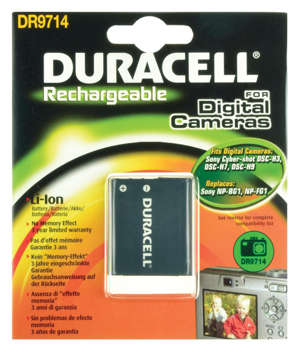 Baterie do fotoaparátu Sony Cybershot t DSC-H10/t DSC-H10/B/t DSC-H20/t DSC-H3/t DSC-H50/t DSC-H50/B/t DSC-H55/t DSC-H55B/t DSC-H7/t DSC-H7/B, 900mAh,…
