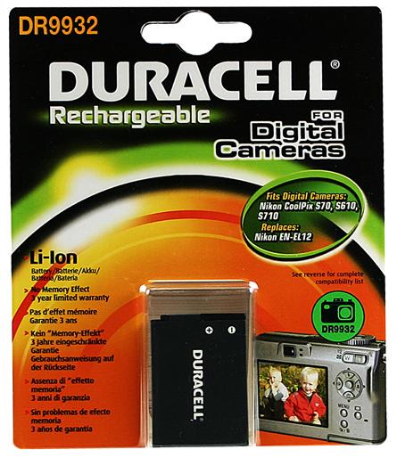 Baterie do fotoaparátu Nikon CoolPix S620/CoolPix S6200/CoolPix S630/CoolPix S640/CoolPix S70/CoolPix S710/CoolPix S8000/CoolPix S8100/CoolPix…