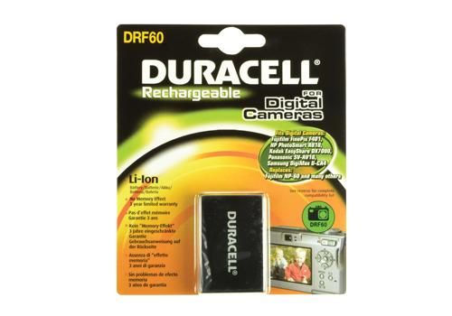 Baterie do fotoaparátu Toshiba/Vivitar PDR-5300/PDR-BT3/PDR-T20/PDR-T30/V3930/ViviCam 3930/Vivicam 4000, 1150mAh, 3.7V, DRF60, blistr
