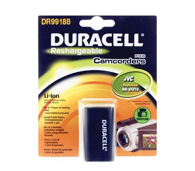 Baterie do videokamery JVC GZ-MG157US/GZ-MG255/GZ-MG255AC/GZ-MG275/GZ-MG330/GZ-MG335/GZ-MG360/GZ-MG365/GZ-MG555/GZ-MG555U, 1500mAh, 7.4V, DR9918B