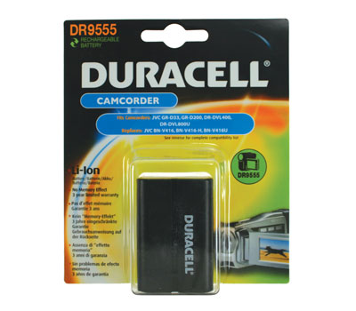 Baterie do videokamery JVC GR-D230/GR-D230U/GR-D230US/GR-D23U/GR-D30/GR-D30E/GR-D30U/GR-D30US/GR-D31/GR-D31EK, 2200mAh, 7.2V, DR9555