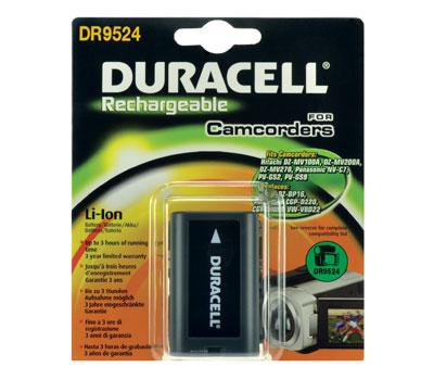 Baterie do videokamery Panasonic NVDEX1/NVDEX3/NVDS11/NVDS15/NVDS150/NVDS25/NVDS27/NVDS33/NVDS35/NVDS55, 2200mAh, 7.4V, DR9524