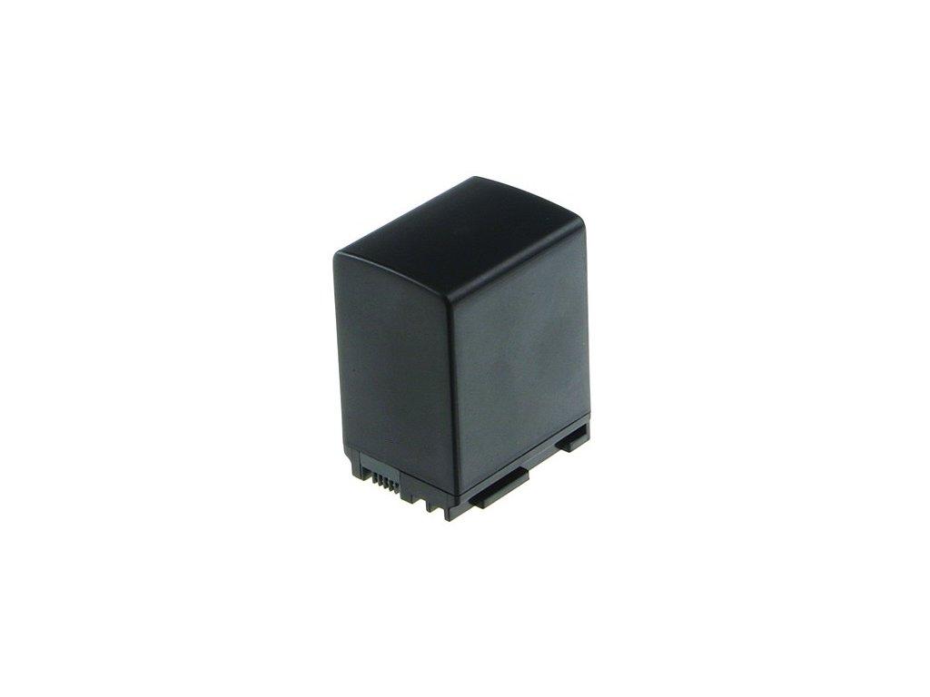 Baterie do videokamery Canon Legria HF200, 2100mAh, 7.2V, VBI9923A