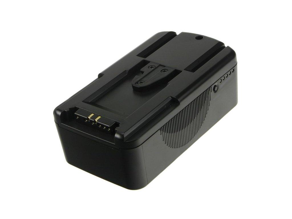 Baterie do videokamery Sony BVM-D9H1A/BVM-D9H1E/BVM-D9H1U/BVM-D9H5A/BVM-D9H5E/BVM-D9H5U/BVP-5/BVP-50/BVP-550W/BVP-7, 4800mAh, 14.4V, VBI9924A