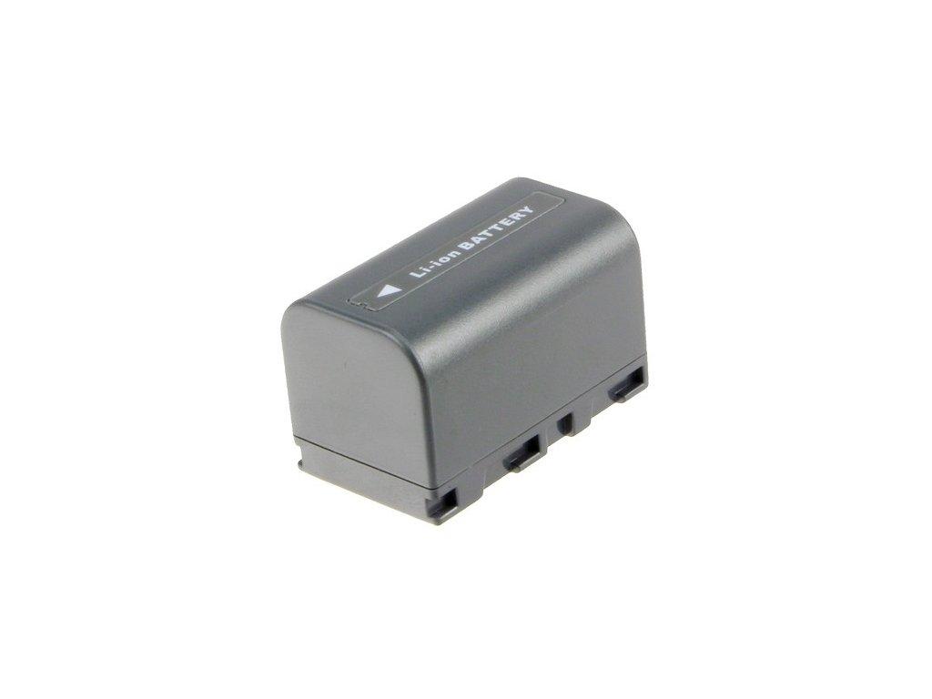Baterie do videokamery JVC GZ-MG555US/GZ-MG575/GZ-MG630/GZ-MG670/GZ-MG670BUS/GZ-MG680/GZ-MG730/GZ-MS100/GZ-MS120/GZ-MS130, 1500mAh, 7.2V, VBI9918B