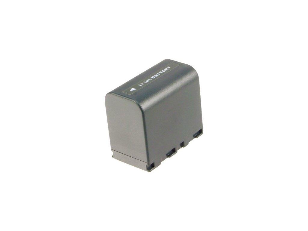 Baterie do videokamery JVC GR-D770U/GR-D775/GR-D796/GR-D796U/GR-D850/GR-D870/GR-DA20E/GR-DA30/GR-DA30US/GZ-HD10, 2200mA, 7.2V, VBI9918C