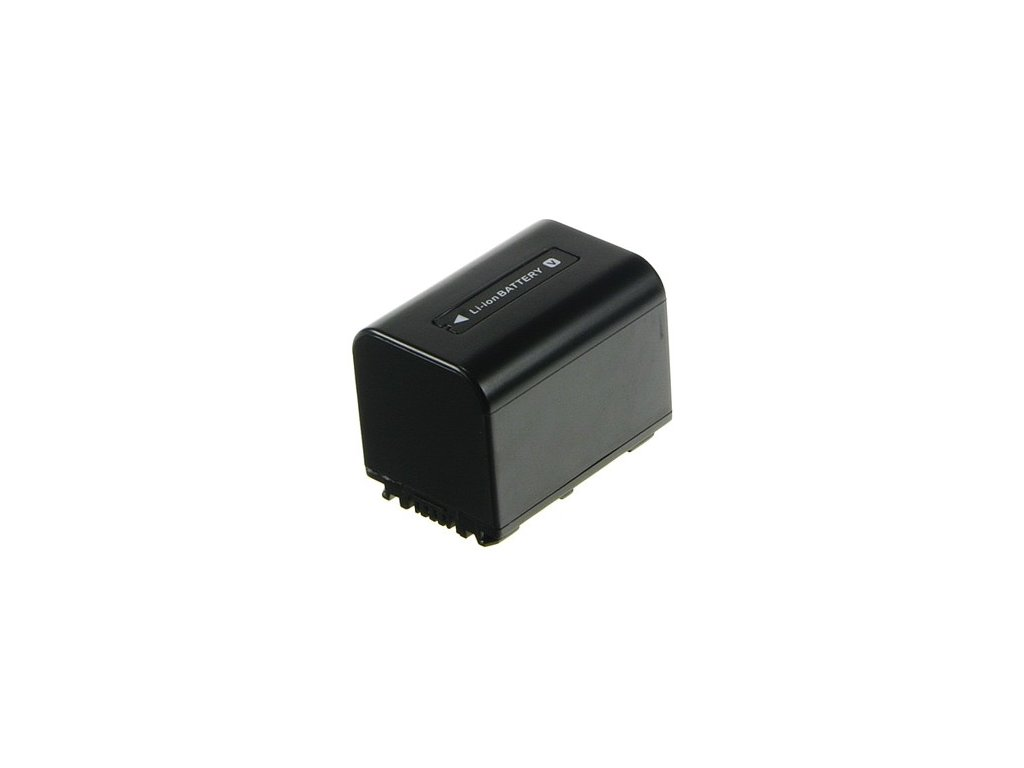 Baterie do videokamery Sony DCR-HC22E/DCR-HC24E/DCR-HC27E/DCR-HC32E/DCR-HC35E/DCR-HC37E/DCR-HC39E/DCR-HC42E/DCR-HC44E/DCR-HC45E, 1620mAh, 7.2V, VBI9706B