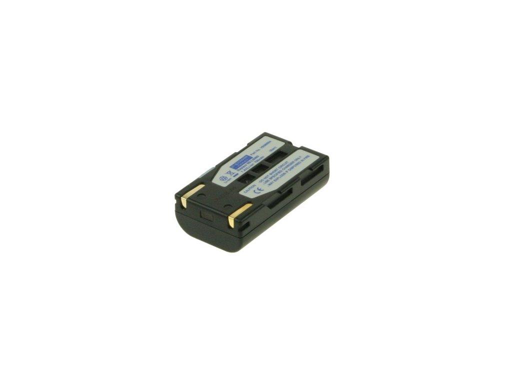 Baterie do videokamery Samsung VP-D965Wi/VP-DC161/VP-DC161i/VP-DC161W/VP-DC161WB/VP-DC161WBi/VP-DC161Wi/VP-DC163/VP-DC163i/VP-DC165W, 700mAh, 7.4V, VBI9669A