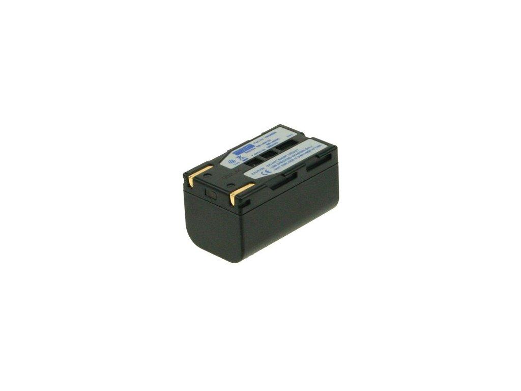 Baterie do videokamery Samsung VP-DC165WB/VP-DC165WBi/VP-DC165Wi/VP-DC563i/VP-DC565WBi/VP-DC565Wi/VP-L2000/VP-L3000/VP-L4000/VP-L500, 1600mAh, 7.4V, VBI9699B