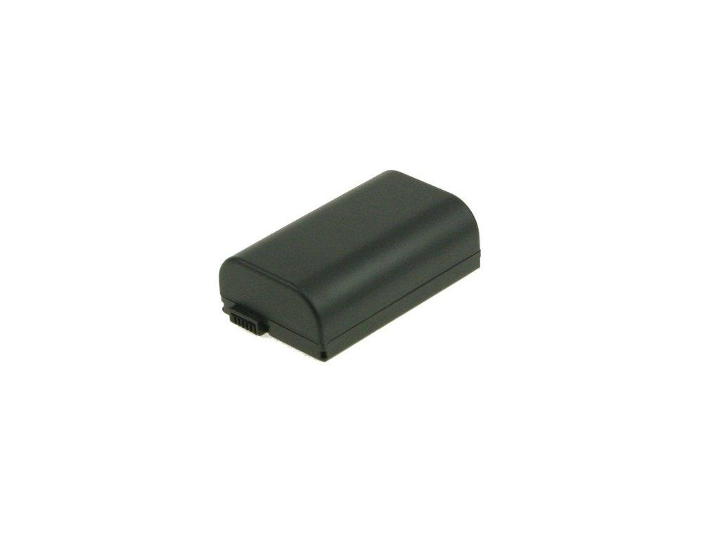 Baterie do videokamery Canon H V10/IXY DV M5/MVX4i/Optura 600, 1520mAh, 7.4V, VBI9667A