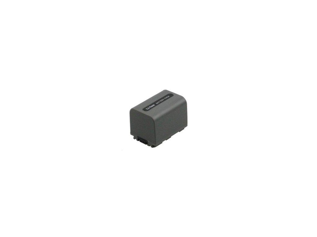 Baterie do videokamery Sony DCR-DVD103/DCR-DVD105/DCR-DVD110/DCR-DVD203/DCR-DVD205/DCR-DVD305/DCR-DVD403/DCR-DVD405/DCR-DVD505/DCR-DVD755, 1400mAh, 7.2V, VBI9633A