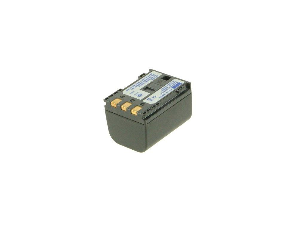 Baterie do videokamery Canon MV930/MV940/MV950/MV960/MVX200/MVX200i/MVX20i/MVX250i/MVX25i/MVX300, 1400mAh, 7.4V, VBI9625A