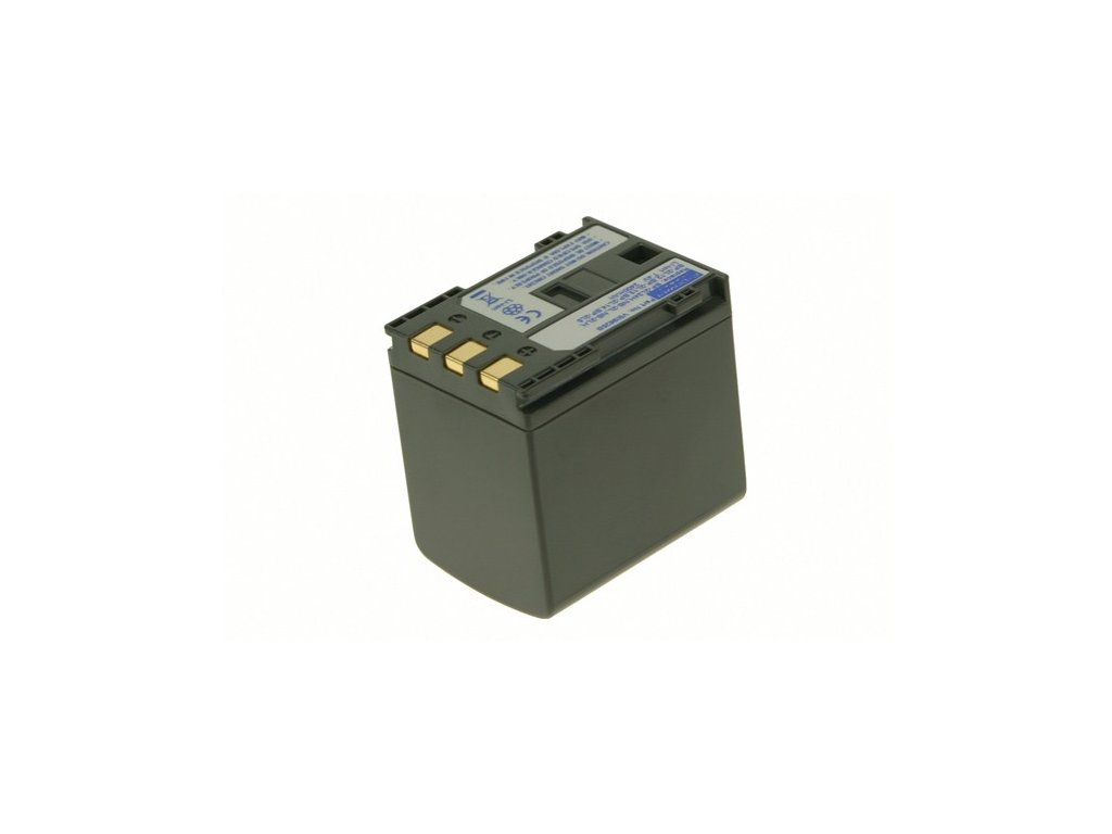 Baterie do videokamery Canon VIXIA HV40/ZR-100/ZR-200/ZR-300/ZR-400/ZR-500/ZR-600/ZR-700/ZR-800/ZR-830, 2400mAh, 7.4V, VBI9625B