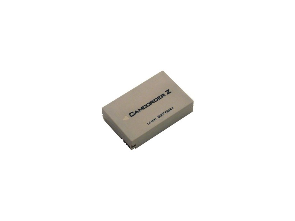 Baterie do videokamery Sharp VL-Z7/VL-Z7S/VL-Z7U/VL-Z8/VL-Z800U/VL-Z8H/VL-Z8U/VL-Z900, 1100mAh, 7.4V, VBI9614A