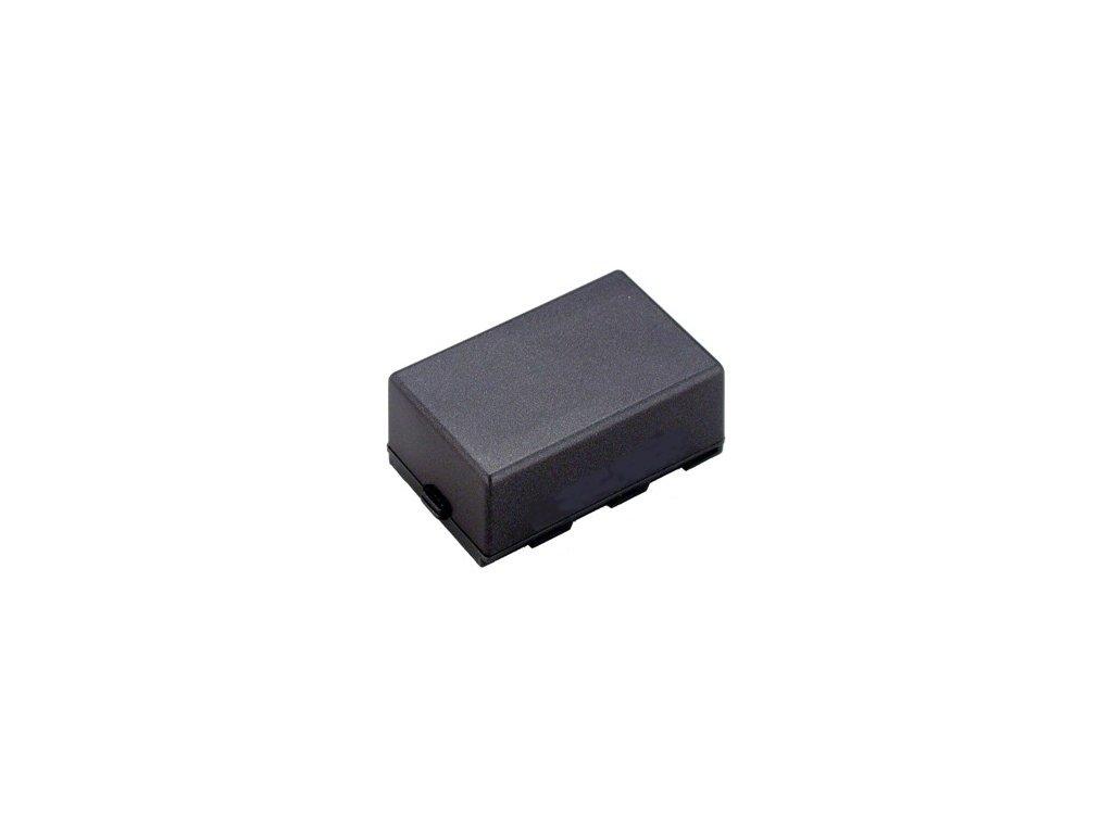 Baterie do videokamery JVC GR-DVX6K/GR-DVX707/GR-DVX707EG, 2000mAh, 7.2V, VBI9605A