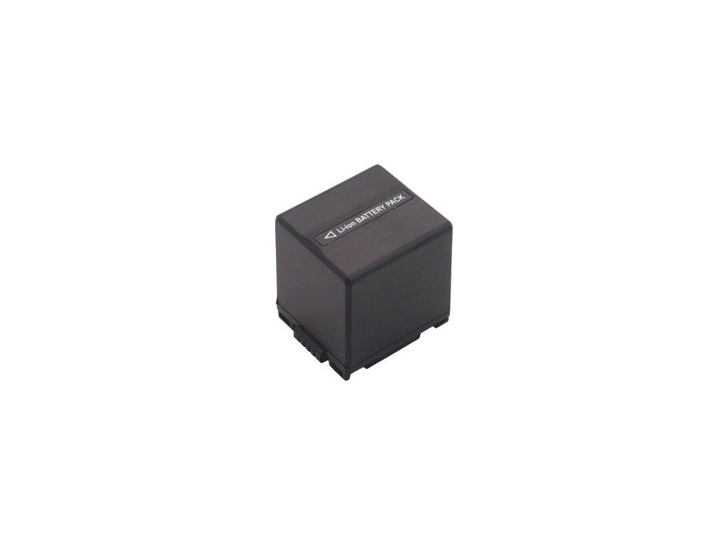 Baterie do videokamery Panasonic NV-GS27/NV-GS27E-S/NV-GS27EB-S/NV-GS27EF-S/NV-GS27EG-S/NV-GS280/NV-GS280EB-S/NV-GS280EG-S/NV-GS280GK/NV-GS30, 2100mAh, 7.2V, VBI9609A