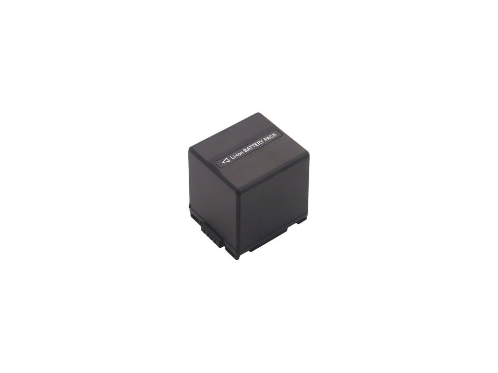 Baterie do videokamery Panasonic VDR-D220EG-S/VDR-D230/VDR-D250/VDR-D250E-S/VDR-D250EB-S/VDR-D250EG-S/VDR-D258GK/VDR-D300/VDR-D300E-S/VDR-D300EB-S, 2100mAh, 7.2V, VBI9609A