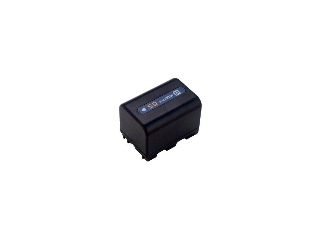 Baterie do videokamery Sony DCR-PC115/DCR-PC115E/DCR-PC120/DCR-PC120BT/DCR-PC120E/DCR-PC300K/DCR-PC330/DCR-PC330E/DCR-PC6/DCR-PC6E, 2800mAh, 7.2V, VBI9599A