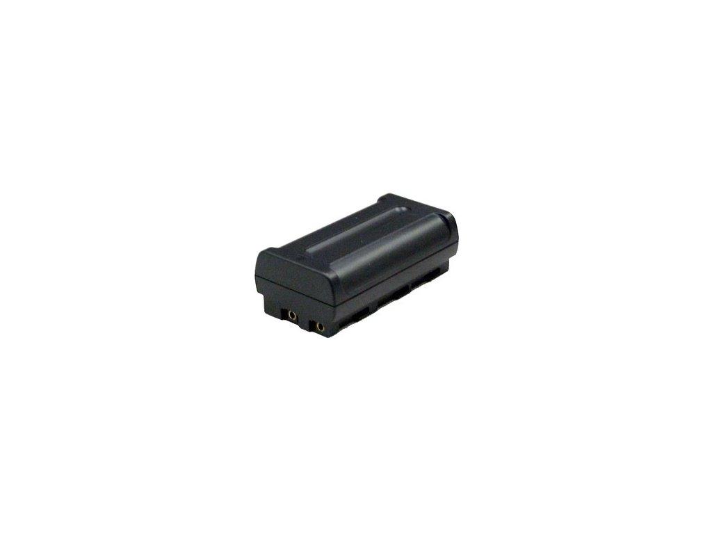 Baterie do videokamery Sharp VL-MC500/VL-MC500S/VL-NZ10/VL-NZ100/VL-NZ100H/VL-NZ100S/VL-NZ100U/VL-NZ105U/VL-NZ10S/VL-NZ10U, 2300mAh, 7.4V, VBI9585A