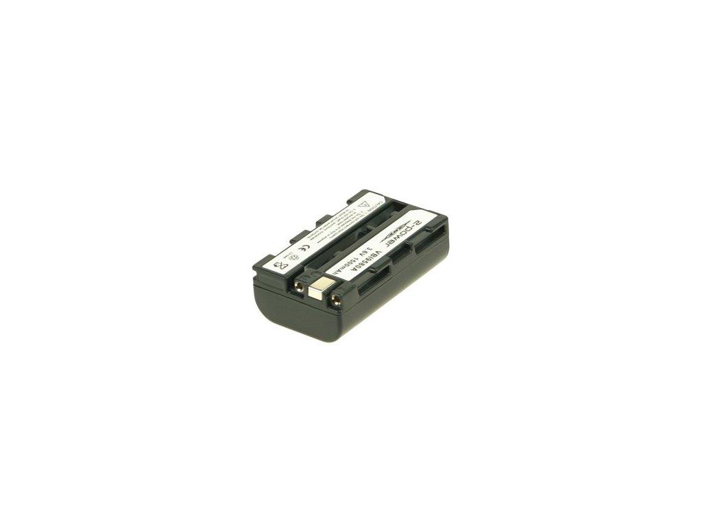 Baterie do videokamery Sony DCR-PC5E/DCR-PC5L/DCR-TRV1VE/DSC-F505/DSC-F505V/DSC-F55/DSC-F55V/DSC-P1/DSC-P20/DSC-P30, 1500mAh, 3.6V, VBI9580A