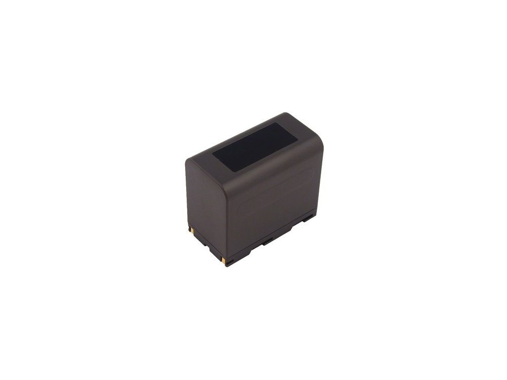 Baterie do videokamery Samsung SC-L750/SC-L770/SC-L810/SC-L860/SC-L870/SC-L901/SC-L906/SC-M50/SC-M51/SC-M52, 6000mAh, 7.4V, VBI9567A