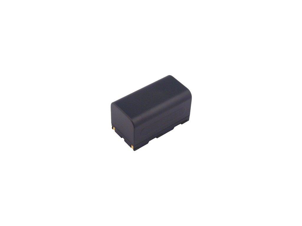 Baterie do videokamery Samsung VP-W70(U)/VP-W70-U-/VP-W71/VP-W75/VP-W75D/VP-W80/VP-W87/VPL500/VPL520/VPL530, 4400mAh, 7.4V, VBI9566A