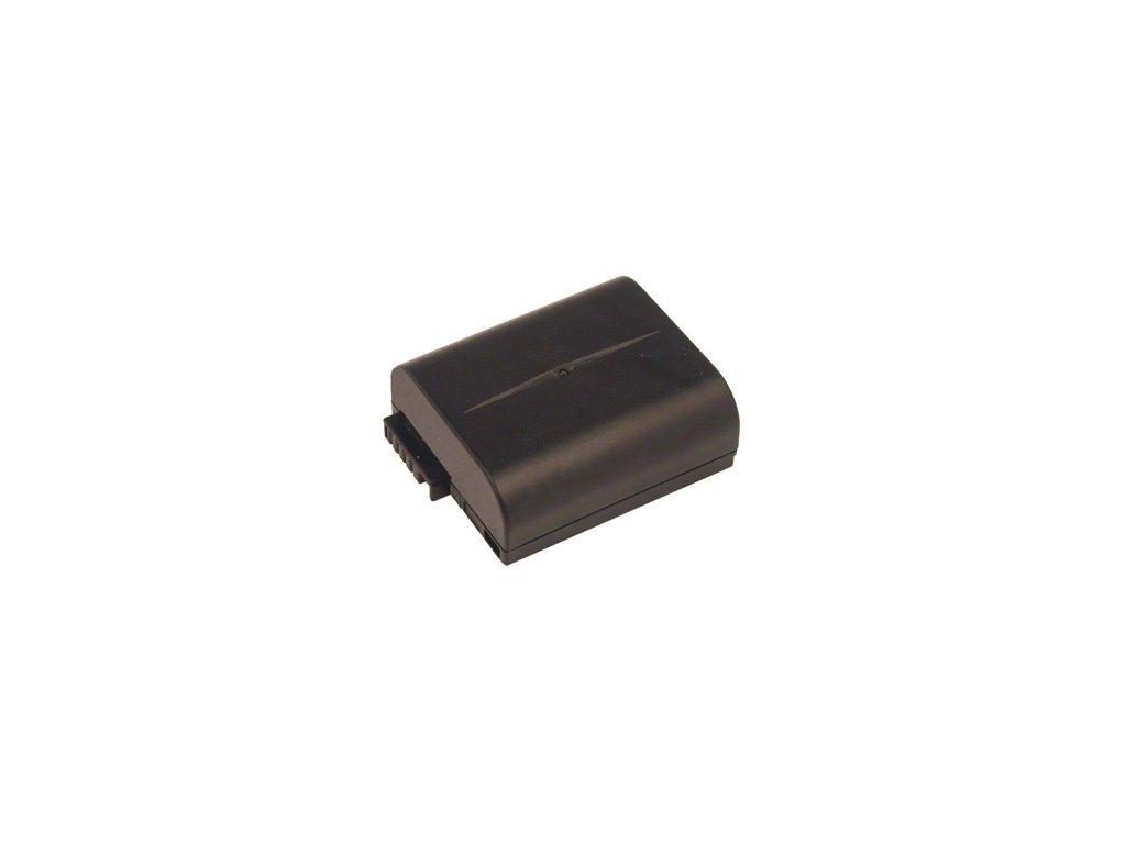Baterie do videokamery Canon IXY DV M2/MV3/MV3iMC/MV3MC/MV4/MV4i/MVX10i/Optura 300, 1400mAh, 7.4V, VBI9562A