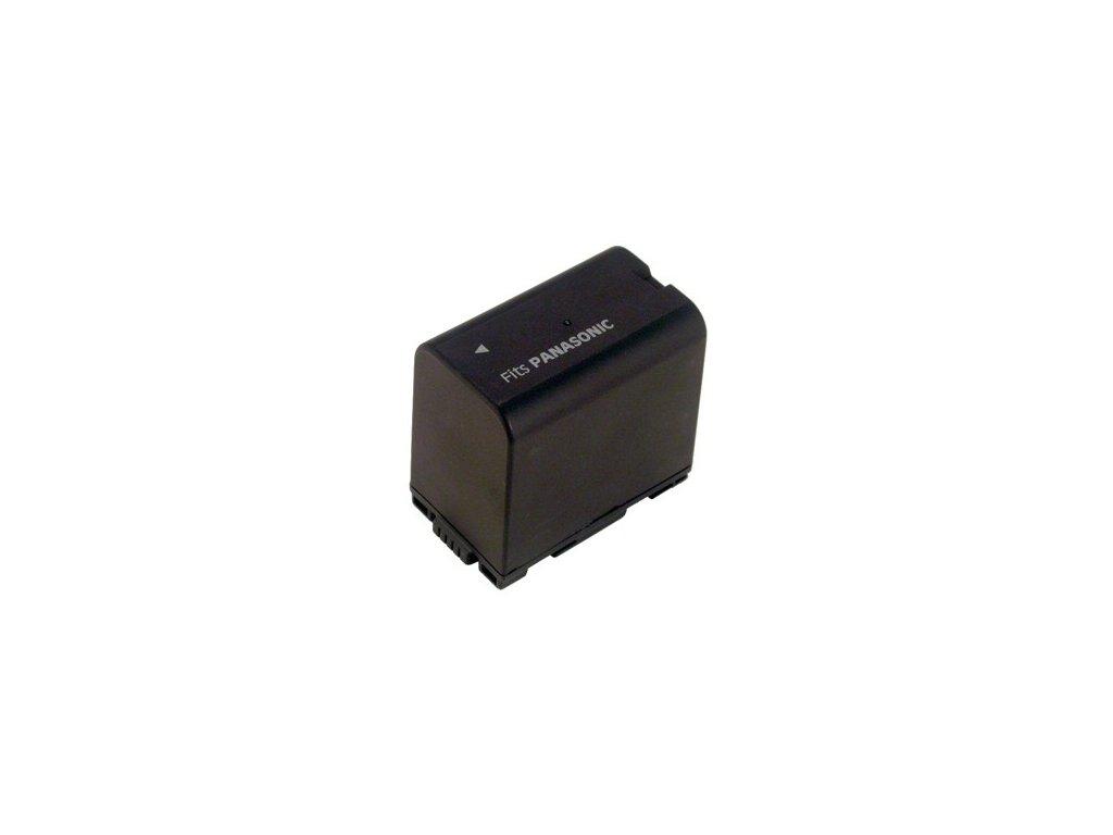 Baterie do videokamery Panasonic/Hitachi CGR-D220E/CGRD220E1B/DS11/DS33/DS77/DS8/DVX100/DZ-MV100/DZ-MV100A/DZ-MV100E, 3400mAh, 7.2V, VBI9557A