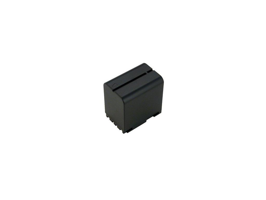 Baterie do videokamery Hitachi/JVC GR DVL150/GR DVL200/GR DVL300/GR DVL307/GR-33/GR-4000US/GR-D20/GR-D200/GR-D2000/GR-D200U, 4000mAh, 7.2V, VBI9556A