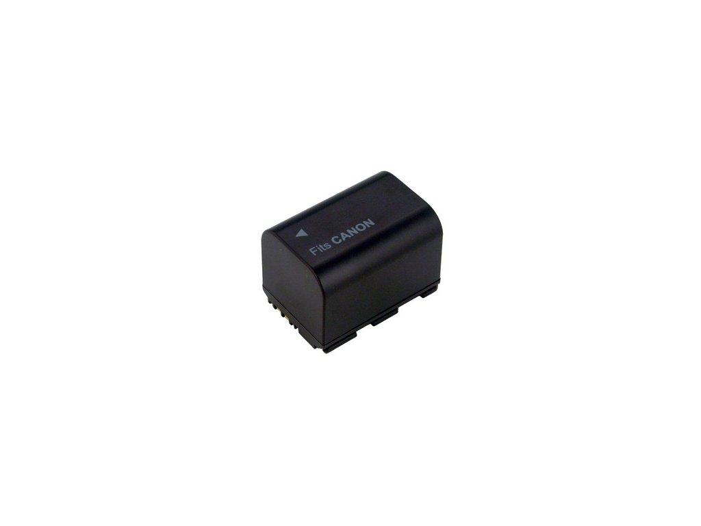 Baterie do videokamery Canon ZR-45/ZR-45MC/ZR-50/ZR-50MC/ZR-60/ZR-65MC/ZR-70MC/ZR-80/ZR-85/ZR-90, 2800mAh, 7.4V, VBI9553A