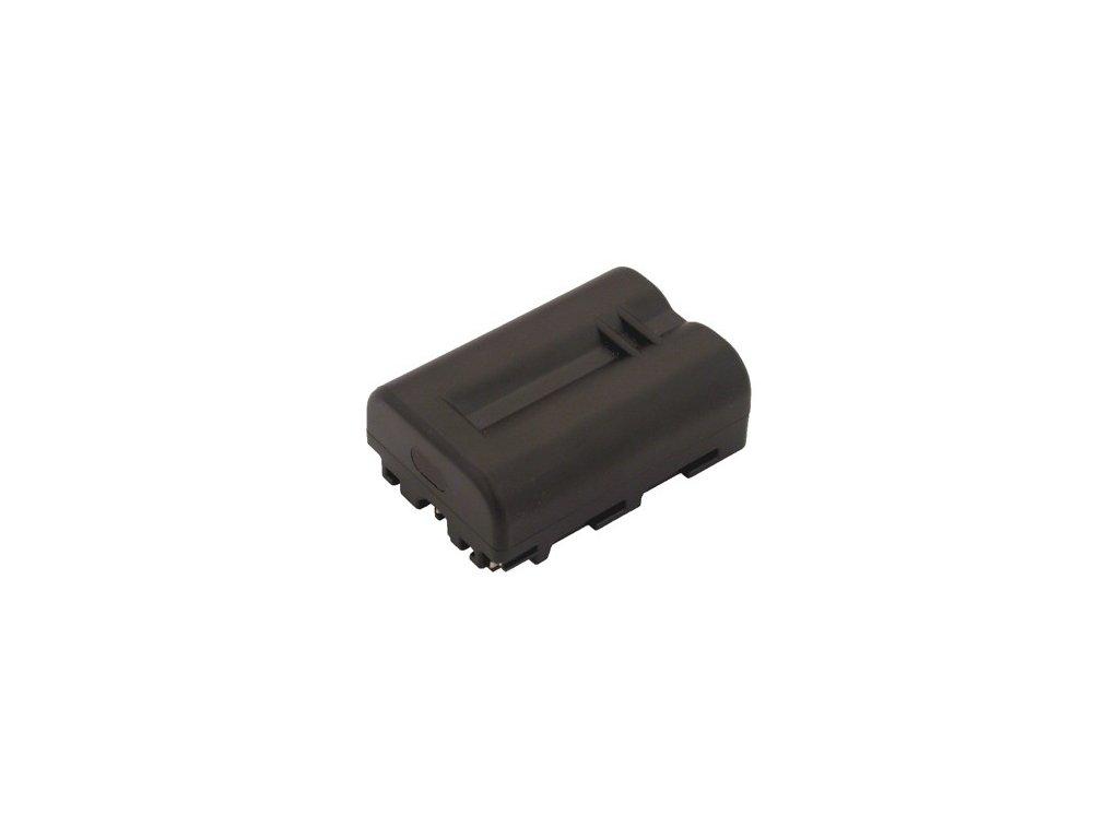 Baterie do videokamery Sony DCR-PC115/DCR-PC115E/DCR-PC120/DCR-PC120BT/DCR-PC120E/DCR-PC300K/DCR-PC330/DCR-PC330E/DCR-PC6/DCR-PC6E, 1400mAh, 7.2V, VBI9547A