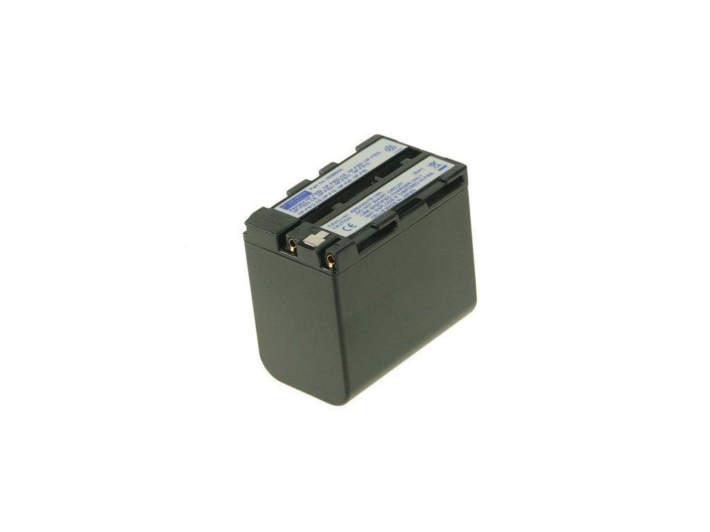 Baterie do videokamery Sony CCD-CR1/DCR-PC1/DCR-PC1E/DCR-PC2/DCR-PC2E/DCR-PC3/DCR-PC3E/DCR-PC4/DCR-PC4E/DCR-PC5, 4200mAh, 3.6V, VBI9550A