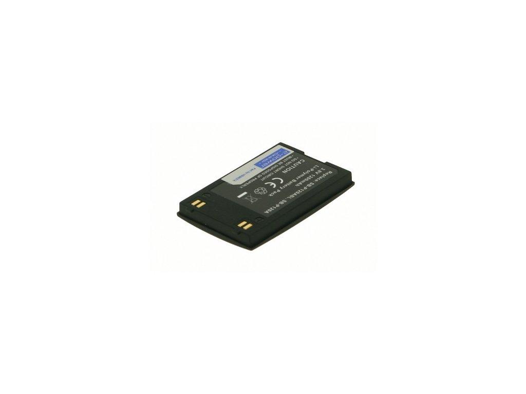 Baterie do videokamery Samsung SC-X205WL/SC-X210L/SC-X210WL/SC-X220L/SC-X300/SC-X300L/VP-X205L/VP-X210L/VP-X220L/VP-X300, 1200mAh, 3.7V, VBI9527A