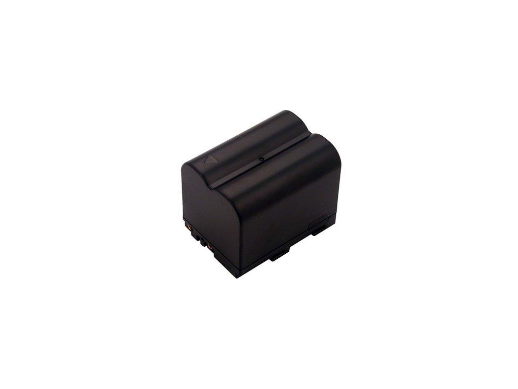 Baterie do videokamery Sharp VL-H880U/VL-H890U/VL-ME100H/VL-ME100S/VL-ME10S/VL-PD1S/VL-PD3S/VL-PD3U/VL-PD6S/VL-SD20S, 3000mAh, 7.4V, VBI9528A