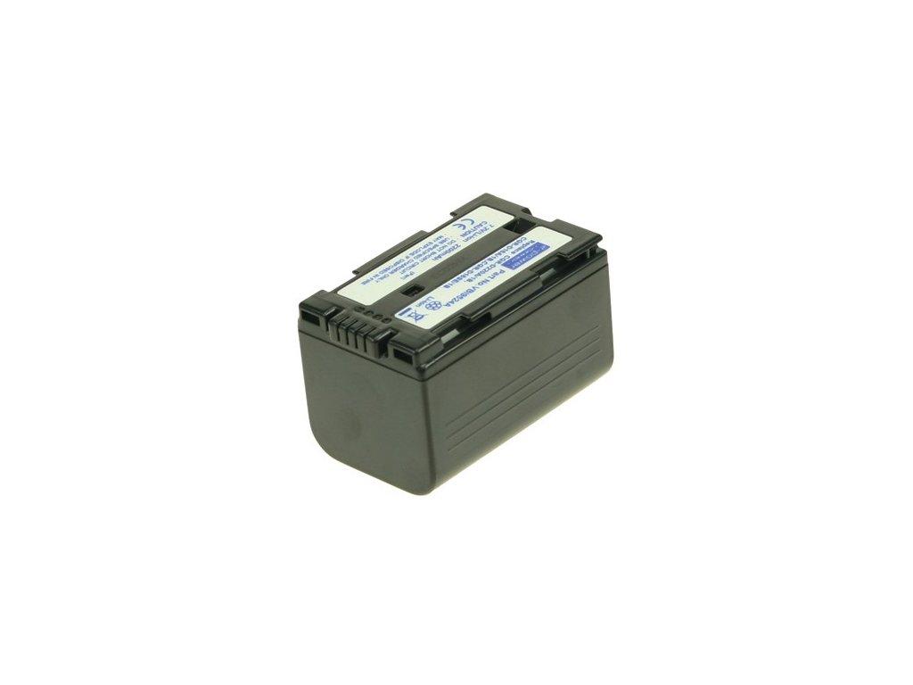 Baterie do videokamery Hitachi/Panasonic DZ-MV230E/DZ-MV270/DZ-MV270A/DZ-MV270E/AG-DVC15/AG-DVC200/AG-DVC30/AG-DVC60/AG-DVC7/AG-DVX100, 2200mAh, 7.2V, VBI9524A
