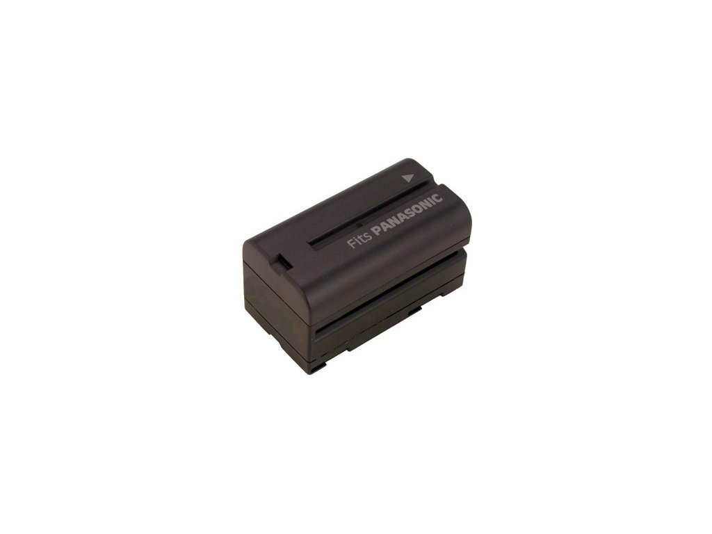 Baterie do videokamery Hitachi VM-645LA/VM-945LA/VM-D865LA/VM-D965LA/VM-E340A/VM-E350A/VM-E455LA/VM-E530A/VM-E535LA/VM-E540A, 4400mAh, 7.2V, VBI9509A