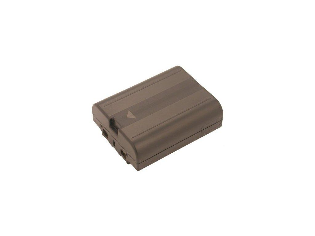 Baterie do videokamery Sharp VL-H410U/VL-H450U/VL-H47U/VL-H520U/VL-H550U/VL-H810U/VL-HL50/VL-SW50U/VLDC3/VLDX10, 6600mAh, 3.6V, VBI0996A