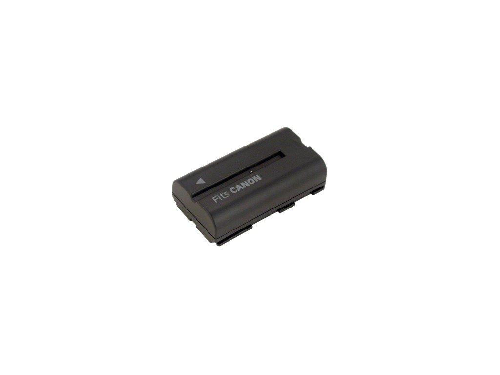 Baterie do videokamery Canon Optura/UC-X50 Hi/UG-X50 hi/Ultura/V60Hi/V65Hi/V75Hi/Vistura/XH A1/XH A1S, 2200mAh, 7.2V, VBI0972A