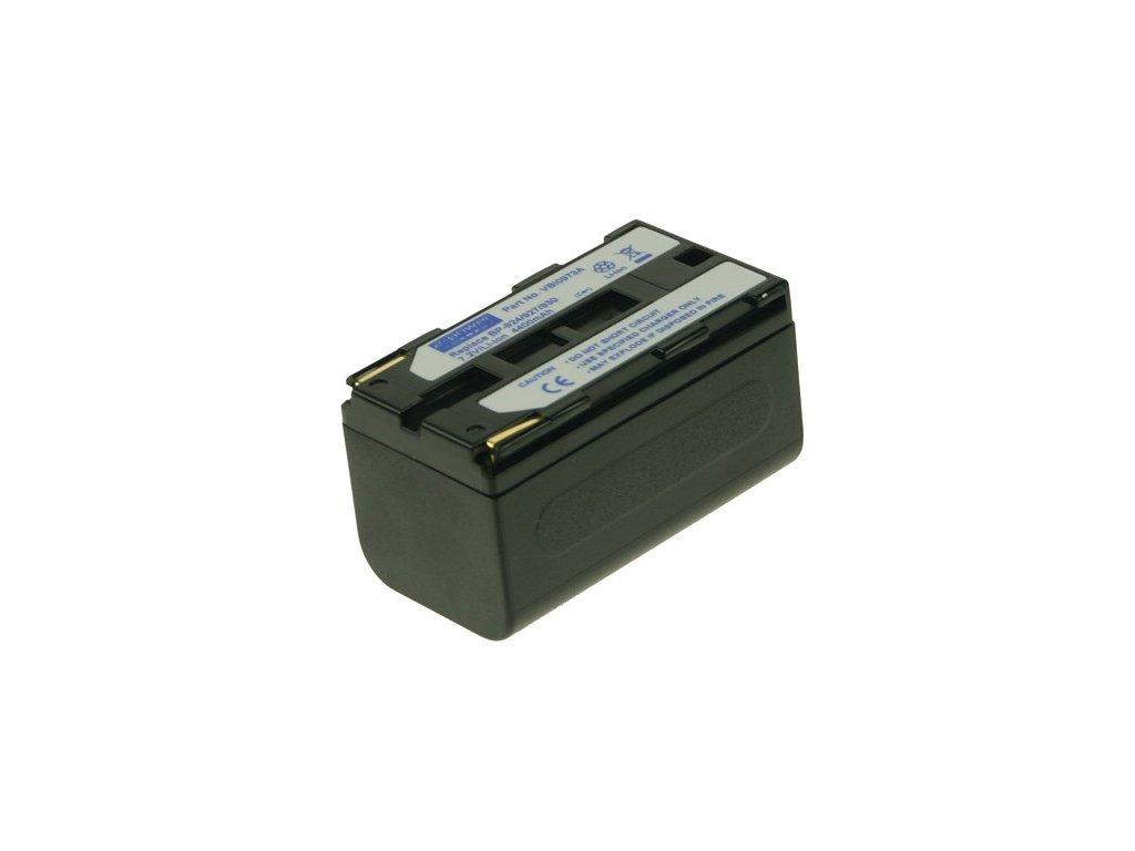 Baterie do videokamery Canon DM-MV1/DM-MV10/DM-XM1/E65AS/ES-300V/ES-4000/ES-410V/ES-420V/ES-50/ES-5000, 4400mAh, 7.2V, VBI0973A