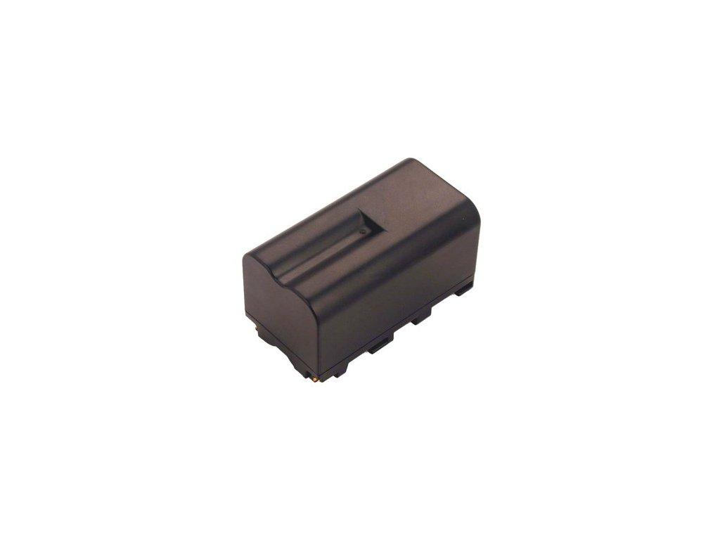 Baterie do videokamery Sony NP-550/NP-F330/NP-F550/NPF 550/PLM-100/SC5/SC7/TR7100/TRV210/TRV77, 4400mAh, 7.2V, VBI0962A