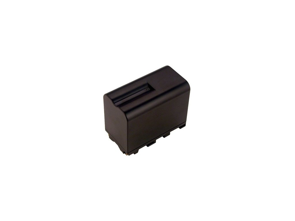 Baterie do videokamery Sony HDR-FX7/HDV-FX1/HVR-HD1000/HVR-HD1000U/HVR-Z1/Info L 2002/MVC-CD1000/MVC-CD200/MVC-CKF81/MVC-FD100, 6600mAh, 7.2V, VBI0963A