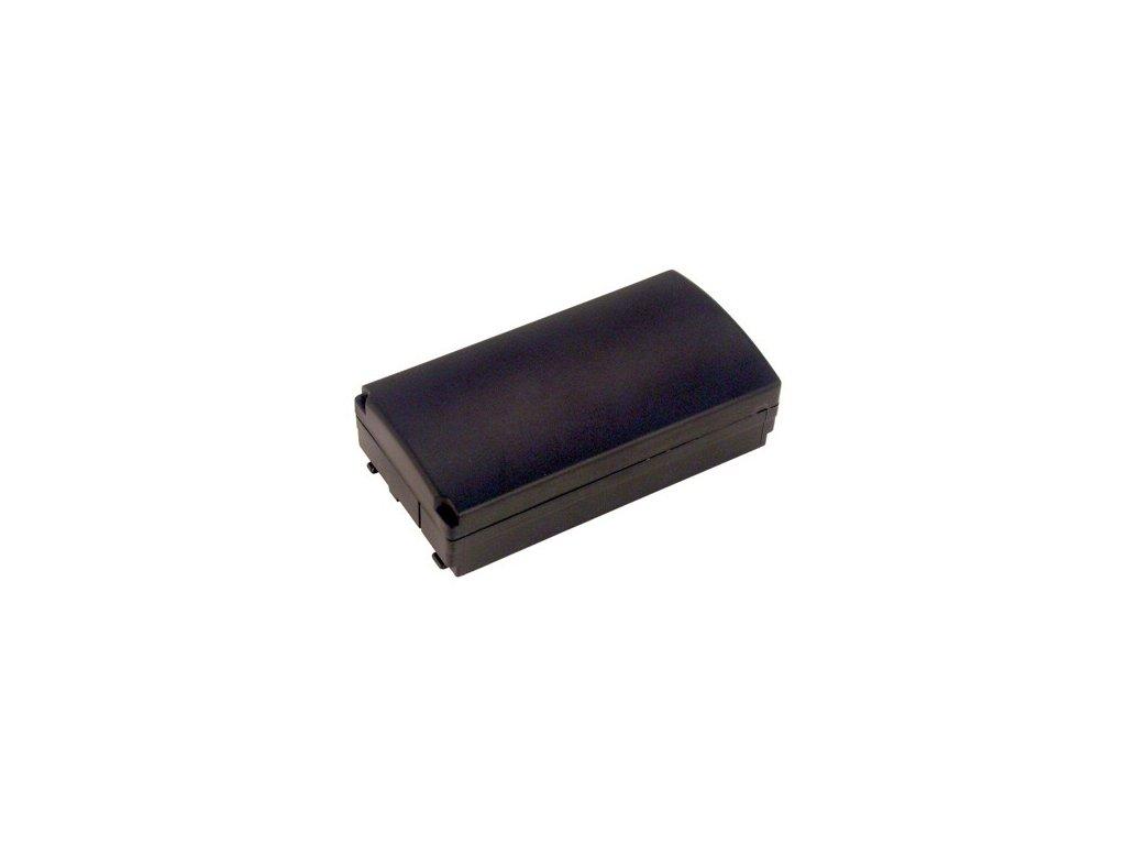 Baterie do videokamery GE 2120/3020/9605/9606/9608/9610/9806/CG-501/CG-504/CG-505/CG-506, 2100mAh, 6V, VBH9741A