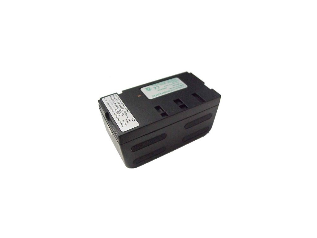 Baterie do videokamery Minolta 8-378/8-378E/8-406/8-406E/8-408/8-418/8-418E/8-428/8-428E/8-438, 4000mAh, 6V, VBH9971A